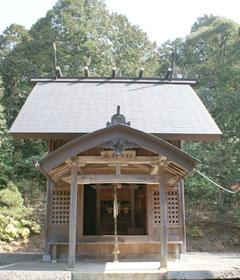 上谷厄神神社